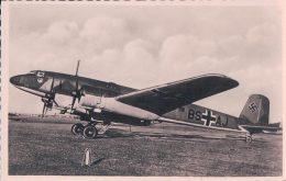 Aviation, Der Viermotorige Langstreckenbomber Der Deutschen Luftwaffe FW 200-C CONDOR Mit 4 BMW Bramo-Motoren (326) - 1939-1945: 2ème Guerre
