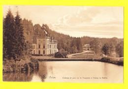 * Arlon - Aarlen (Luxembourg - La Wallonie) * (Nels, Série Arlon, Nr 63) Chateau Et Parc La Trapperie Habay La Vieille - Arlon