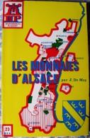 CATALOGUE LES MONNAIES D'ALSACE - J. DE MEY - N°23 - 1976 - NUMISMATIC POCKET - Catalogues