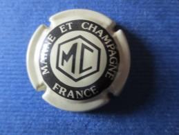 MARNE ET CHAMPAGNE Jaune Crème Et Noir - Marne Et Champagne