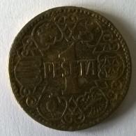 Monnaies - Espagne - 1944 - 1 Peseta - - [ 4] 1939-1947 : Gouv. Nationaliste
