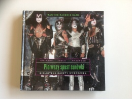 CD BOOK POLAND Avec KISS DEEP PURPLE THIN LIZZY..... - Hard Rock & Metal