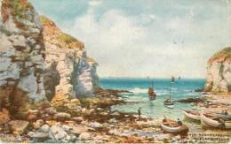 Royaume-Uni - Illustrateurs -Illustrateur - Angleterre - Yorkshire - The North Landing - Flamborough - Raphael Tuck 7772 - Angleterre