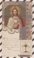 6AI2949 IMAGE PIEUSE RELIGIEUSE 1911 GABRIELLE LAZE ORLEANS   2 SCANS - Devotion Images