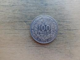 West-africa  100  Francs  1976  Km 4 - Autres – Afrique