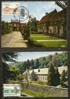 """BELG.1971 1571-1572 MK-MC """" Philanthropique - Abbaye - Béguinage/ Filantropische Uitgifte - Abdij - Begijnhof"""" - 1971-1980"""