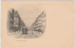 LILLE (59) - LA RUE NATIONALE - Lille