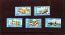 B- 1976 Nicaragua - Sport Nautici - Estate 1976: Montreal