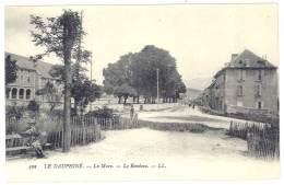 Cpa - La Mure - Le Rondeau - La Mure