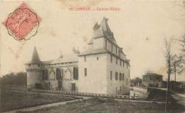 CARTE POSTALE : LEOGNAN . CHATEAU OLIVIER . - Other Municipalities