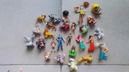 Lot Kinder Ancien  Disney Dessin Animé - Kinder & Diddl