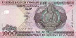 VANUATU P. 10c 1000 V 2009 UNC - Vanuatu