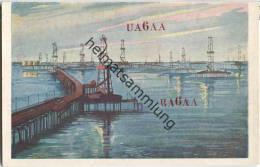 Aserbaidschan - Baku - Erdöl - Oil - Kaspian See - Aserbaidschan