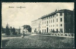 (00640) Cartolina Brescia  - Corso Trento - Brescia