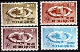 VIETNAM SÜD SOUTH [1964] MiNr 0308-11 ( **/mnh ) - Viêt-Nam