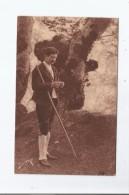 GUIDE DE HAUTE MONTAGNE 89 TERROIR PYRENEEN TYPES ET COSTUMES 1933 - Other