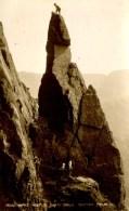 CUMBRIA - GREAT GABLE, NAPE'S NEEDLE (CLIMBING) RP  Cu1007 - Cumberland/ Westmorland