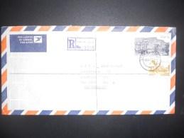 Afrique Du Sud Lettre Recommande De Matatielle 1988 Pour Wil - Afrique Du Sud (1961-...)