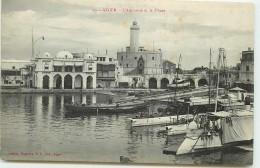 ALGERIE ALGER L'AMIRAUTE ET LE PHARE - Alger