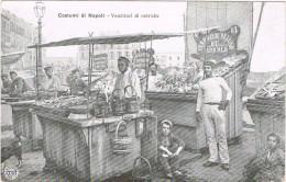 18574. Potal NAPOLI (campania)  Venditori De Ostriche - Napoli