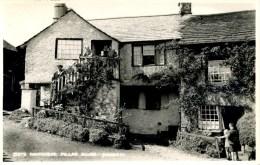 CUMBRIA - HAWKSHEAD - PILLAR HOUSE RP Cu1048 - Cumberland/ Westmorland