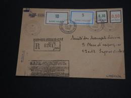 FRANCE – Env Du Centre D'enseignement De Clermont Ferrand – Pas Courant Pour Les Lettres - N° 17374 - Finti