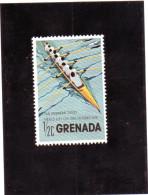 B - 1975 Grenada - Giochi Panamericani - Canottaggio