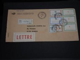 FRANCE – Env Du Centre D'enseignement De Clermont Ferrand – Pas Courant Pour Les Lettres - N° 17382 A - Fictifs