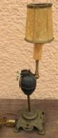 GRENADE  ANGLAISE  MILLS -   Montée En Lampe - Armes Neutralisées