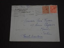 GRANDE-BRETAGNE – Env L'Indochine (French Indichina) Hanoï – Rare Destination - Détaillons Collection - N° 17387 - 1902-1951 (Rois)