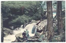 Cpa - Fourneaux - Ruisseau De Charmaix - France