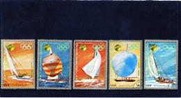 B -  1972 Yemen - Olimpiadi 1972 - Giochi Olimpici