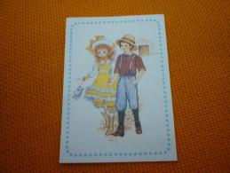 Miss Petticoat Panini Sticker No 79 (girl Boy) - Other