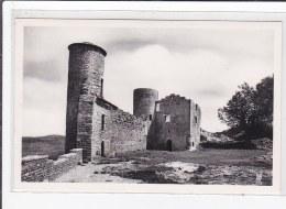 SEVERAC-le-CHATEAU : Tour Du Guetteur Et Tuines De La Chapelle Du Chateau - Tres Bon Etat - Altri Comuni