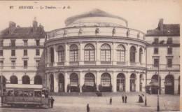 France Rennes Le Theatre - Bretagne