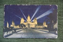 ANGKOR VAT - Vue De Nuit - Cambodge
