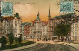 DE KASSEL / Lutherplatz / CARTE COULEUR - Kassel