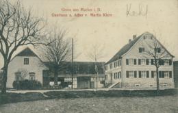 DE KEHL / Gasthaus Zum Adler Vom Martin Klem / - Kehl
