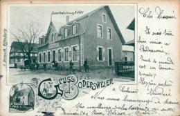 DE KEHL / Gasthaus Zum Adler / - Kehl