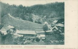 DE KIRCHZARTEN / Das Obere Ravennathal, Höllenthal-Schwarzwald / - Kirchzarten