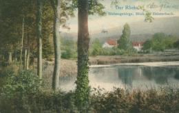 DE KONIGSWINTER / Siebengebirge, Blick Auf Heisterbach / CARTE COULEUR - Koenigswinter