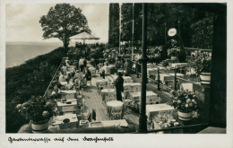 DE KONIGSWINTER / La Terrasse D'un Restaurant / CARTE GLACEE - Koenigswinter