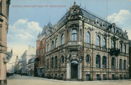 DE KREFELD / Krefelder Bank Mit Rheinstrasse / CARTE COULEUR - Deutschland