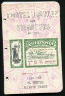 1932 Postal History & Vignettes Los Angeles Olympics & Winter Olympics USA - Topics