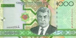 TURKMENISTAN 1000 MANAT 2005 P-20a UNC [TM213a] - Turkmenistan