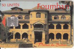 CAMEROON - Foumban(old Schlumberger Logo), Used