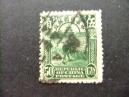 CHINA CHINE 1913 Yvert Nº 161 A º FU - Cina