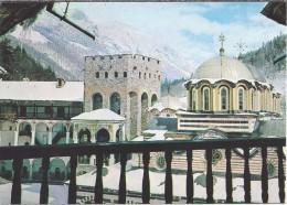 BG.- Rila-Kloster. Monastere De Rila. Bulgarije. 2 Scans. - Bulgarije