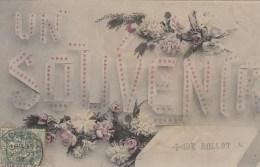 UN SOUVENIR DE ROLLOT Timbrée Circulée 1907 - Other Municipalities