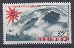 SPM - 1970 - P. A N° 49 - XX - MNH - TB - - Unused Stamps